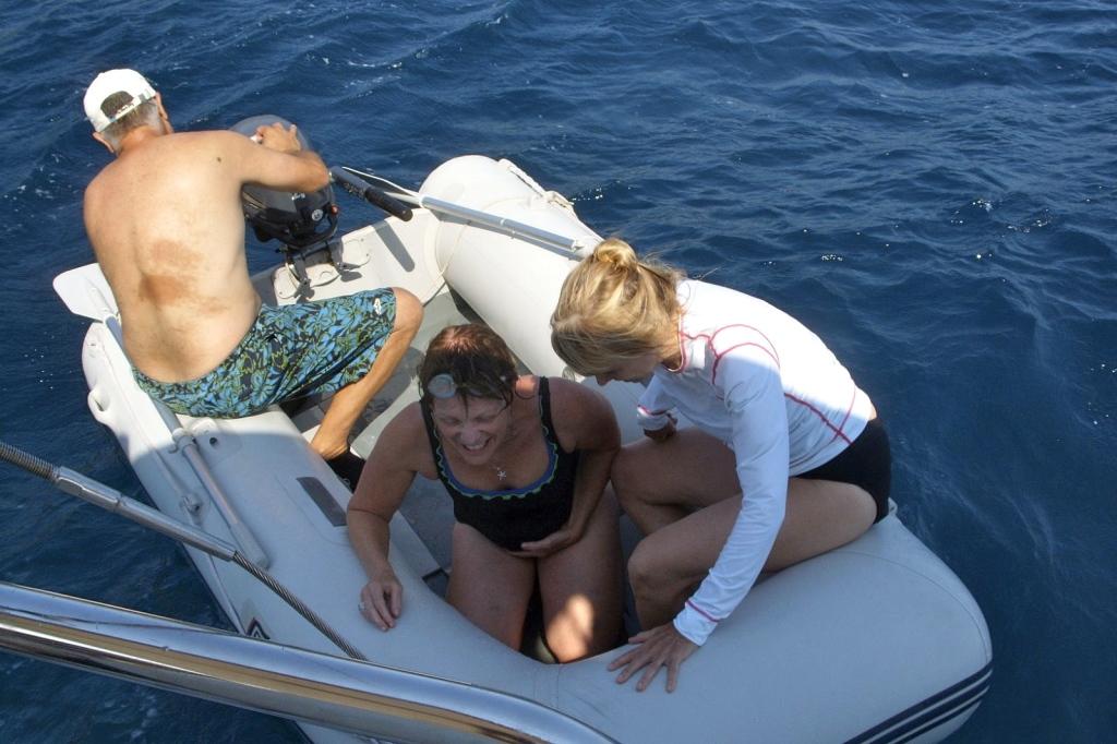 sailing Greece, Beyond Yachting