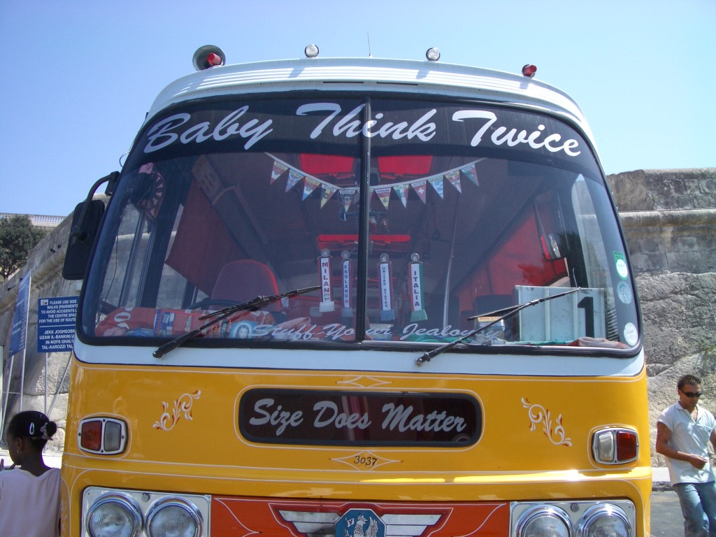 Malta, buses in Malta,