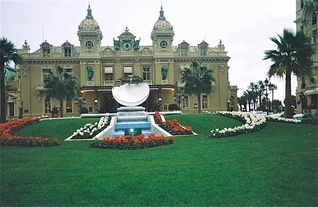 Gambling casino in Monaco