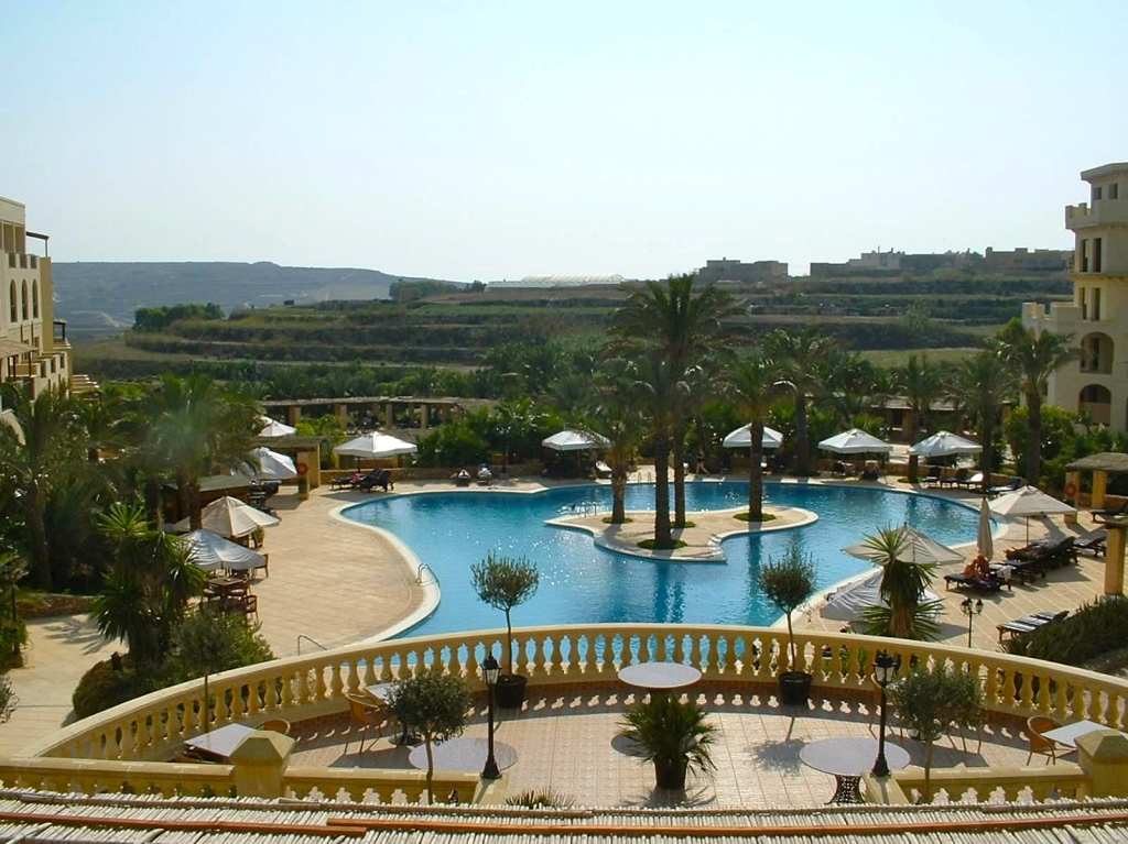 The Kempinski San Lawrenz in Gozo