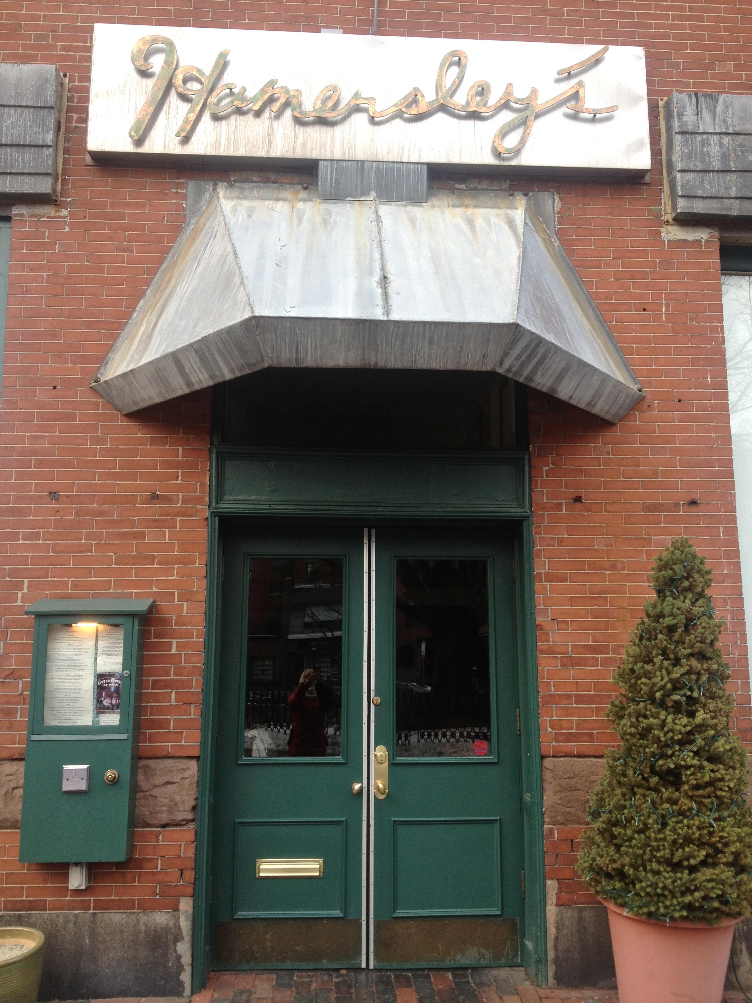 Hammersley's Bistro Boston