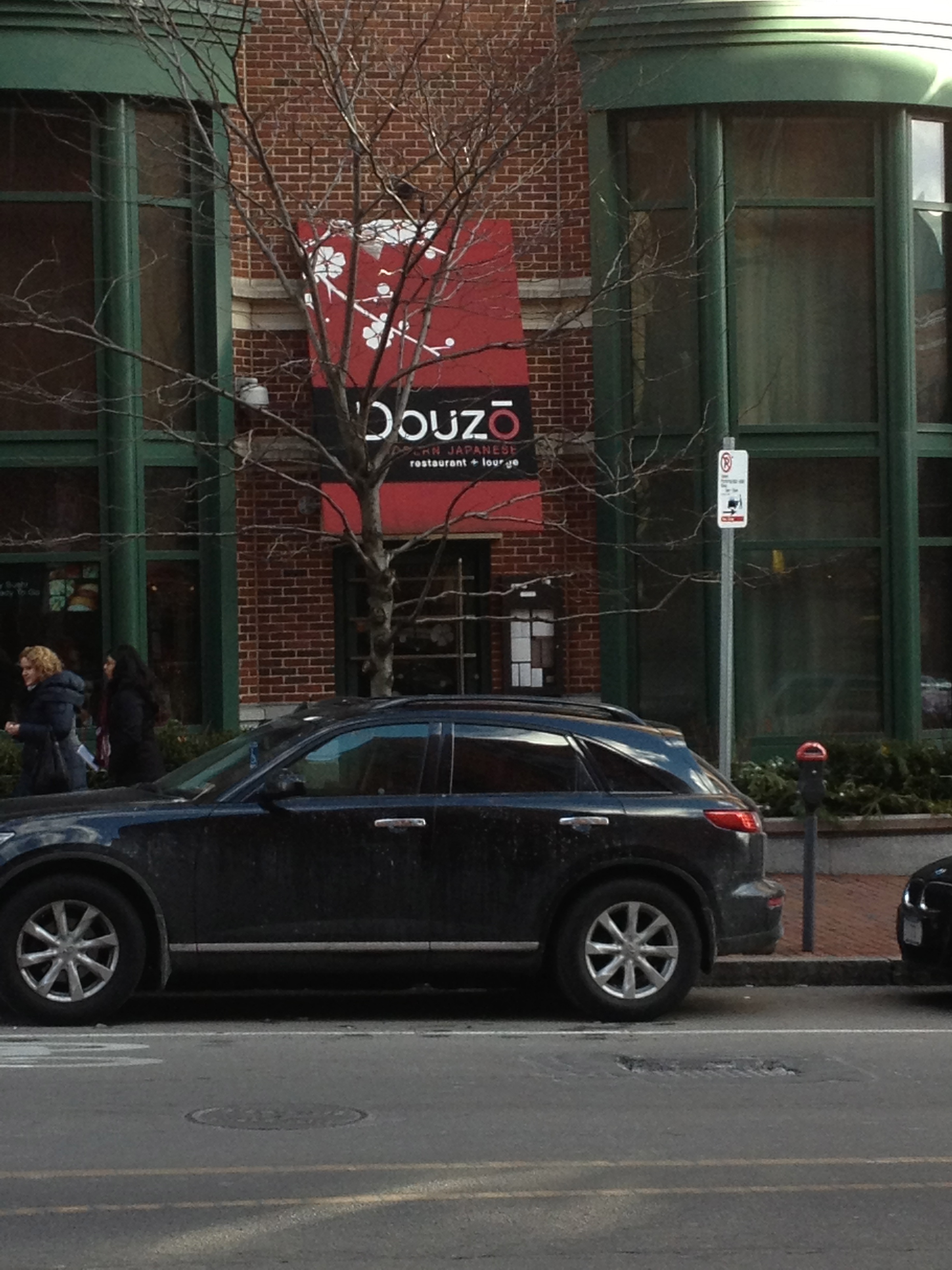 Douzo Sushi Restaurant in Boston