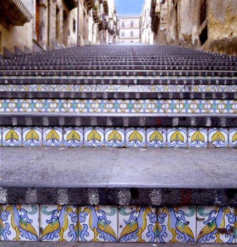 Caltagirone, Sicily, Italy