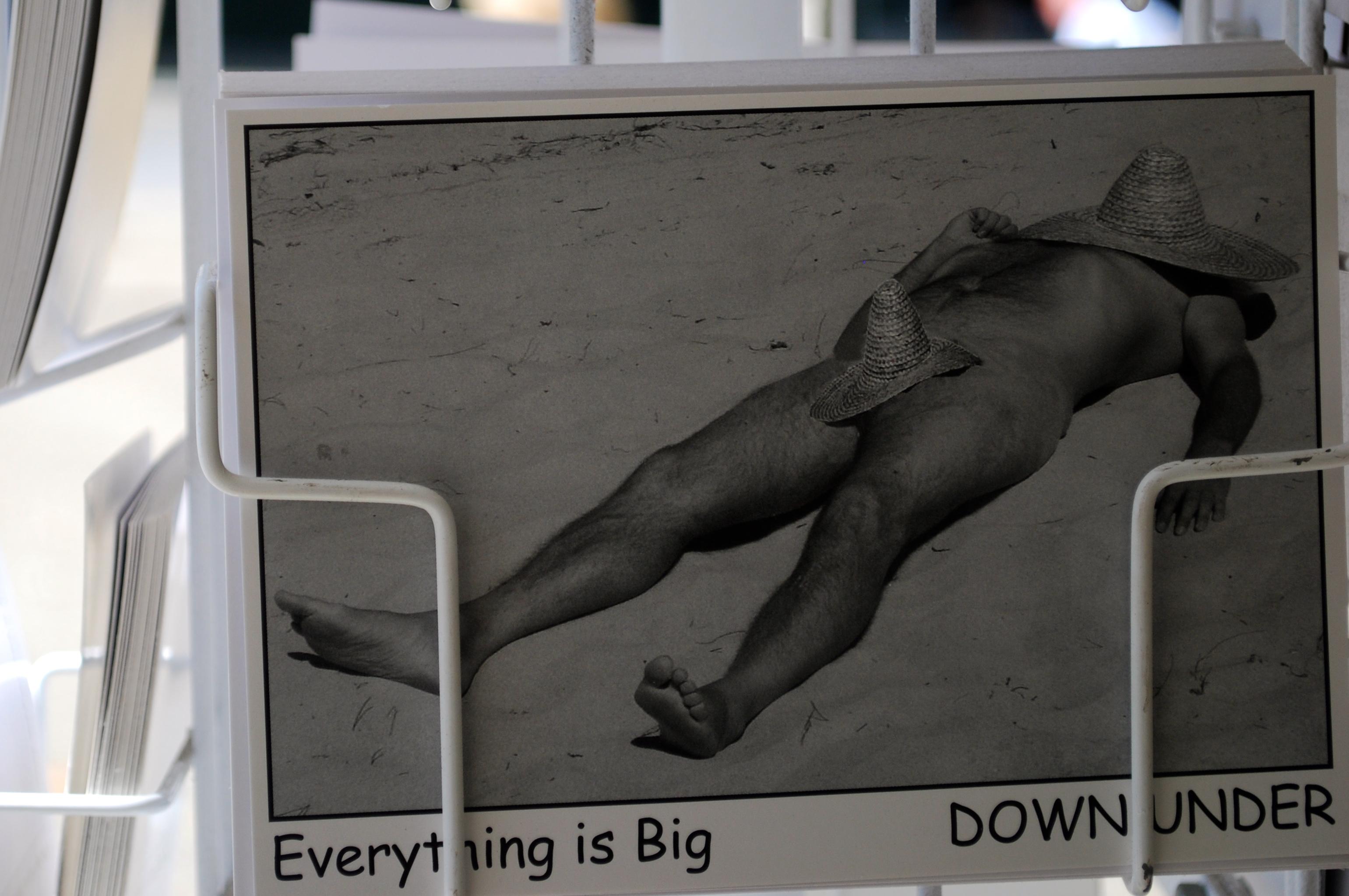 Postcard in Australia