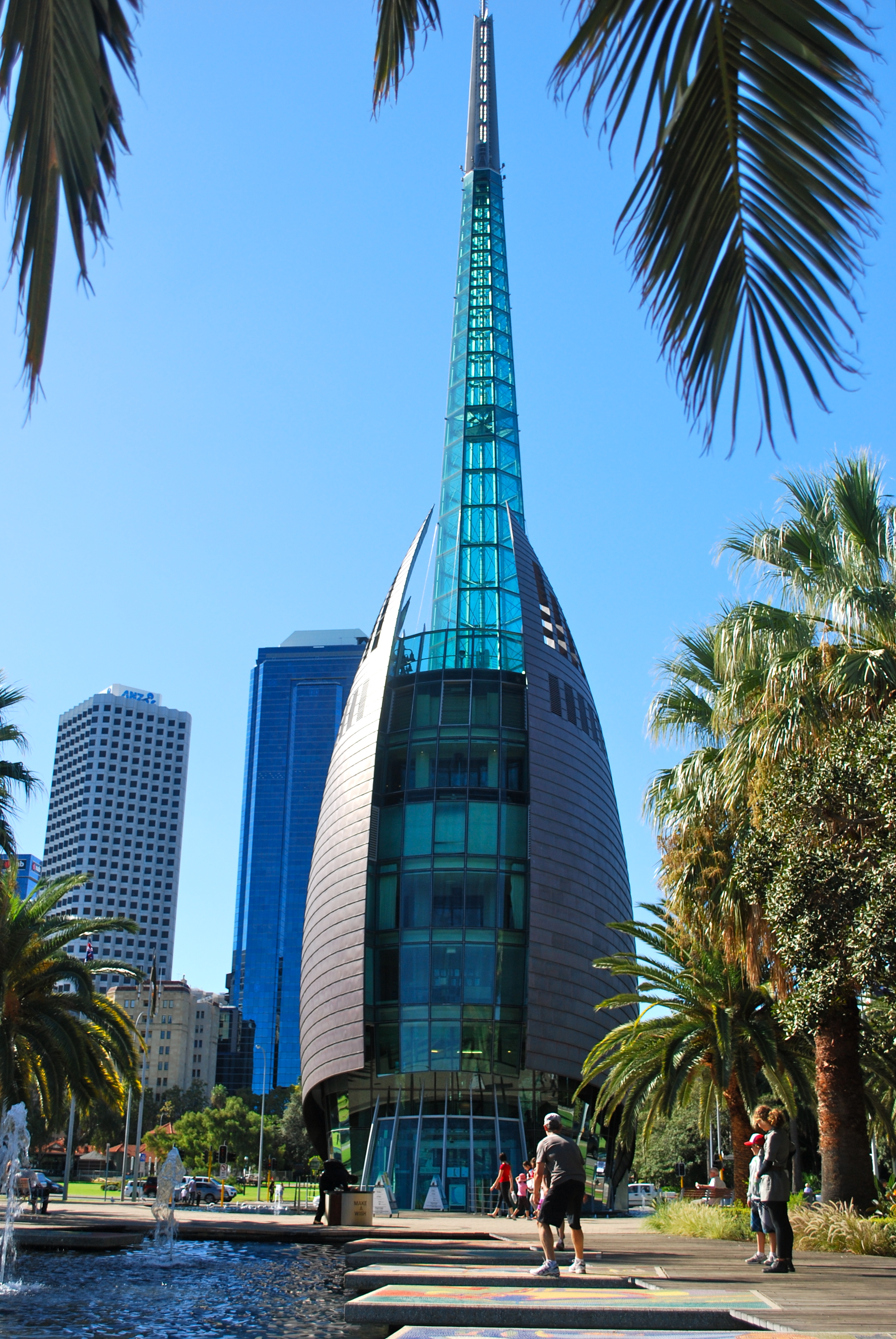 The Swan Bell Tower, Perth Australia