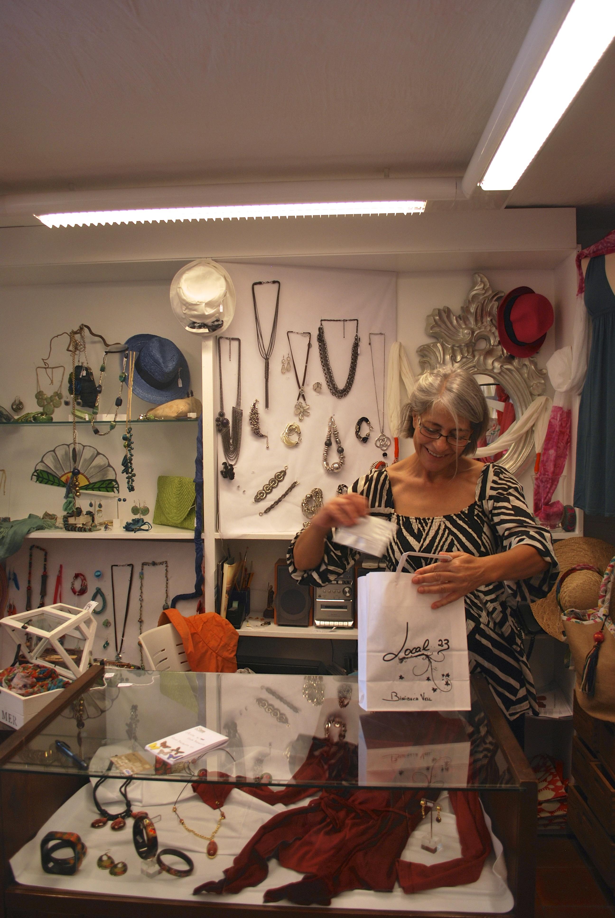 Store Local 23 in Binibecca Vell, Menorca