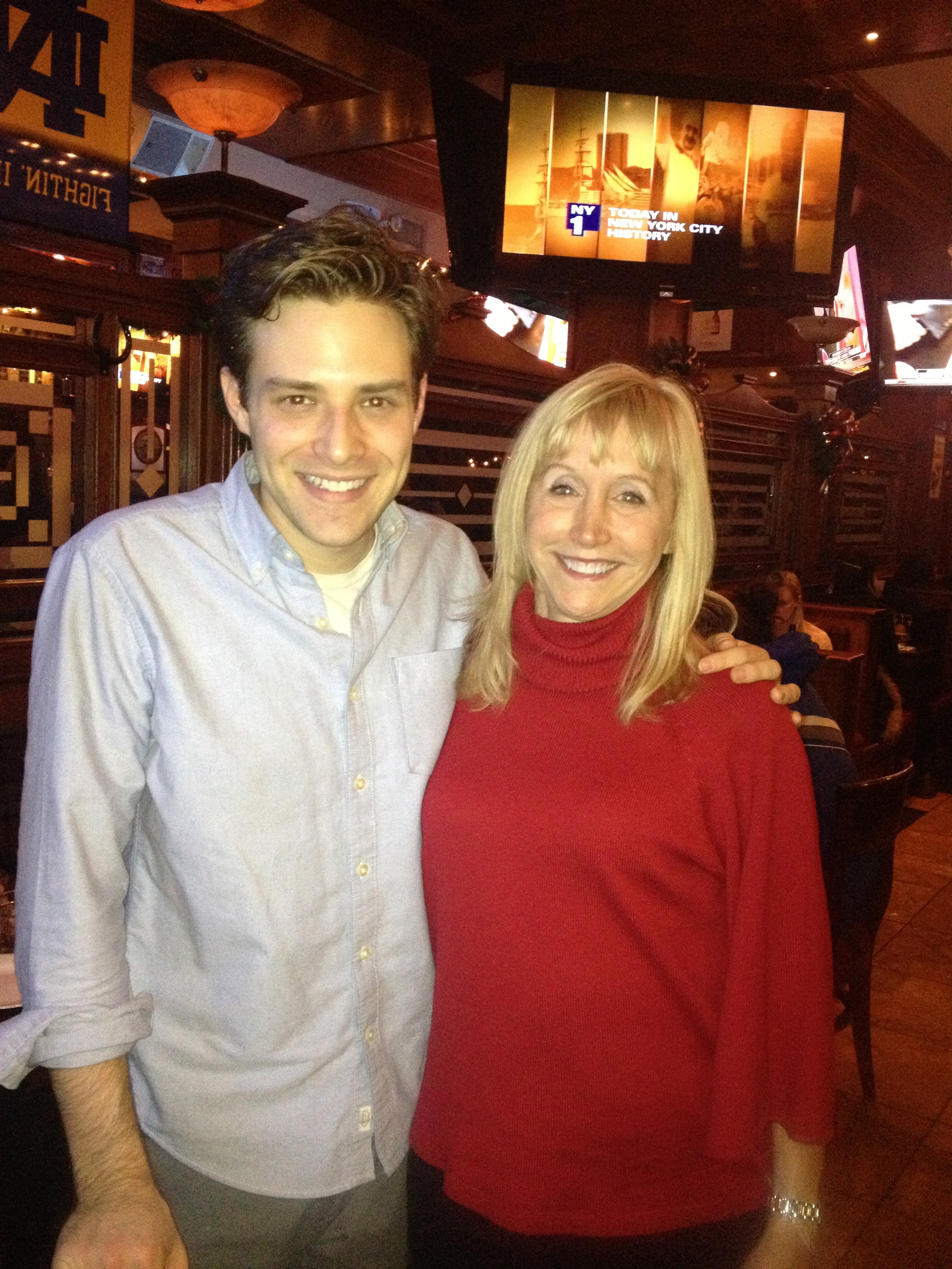 Ben Rappaport and Kay Dougherty