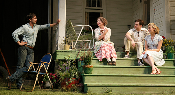 Cast of Picnic on Broadway
