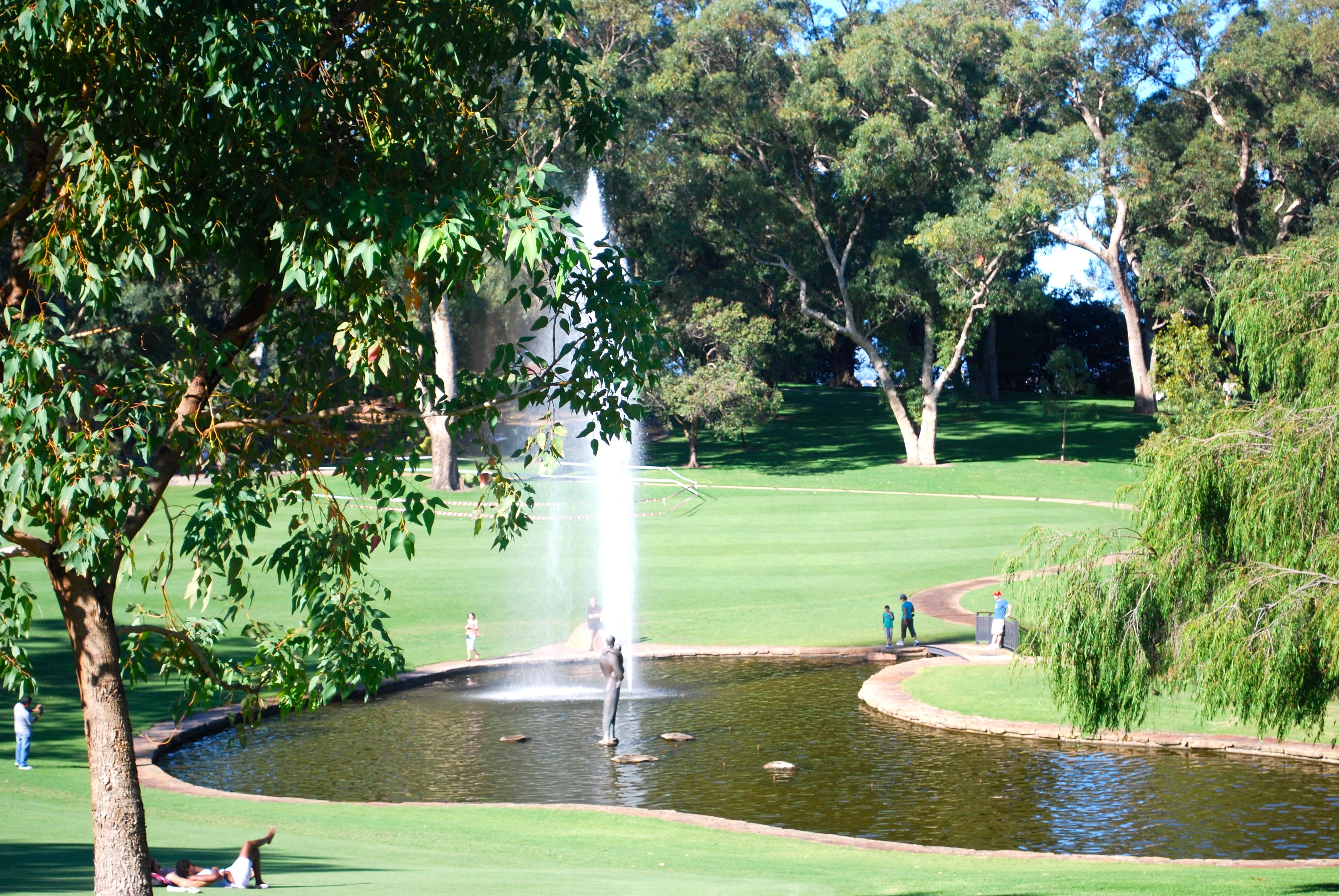 King's Park Perth Australia