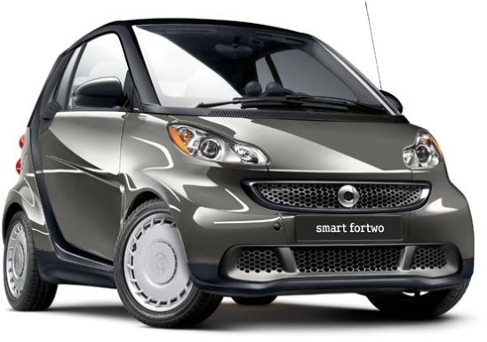 pure coupe hero Smart Car