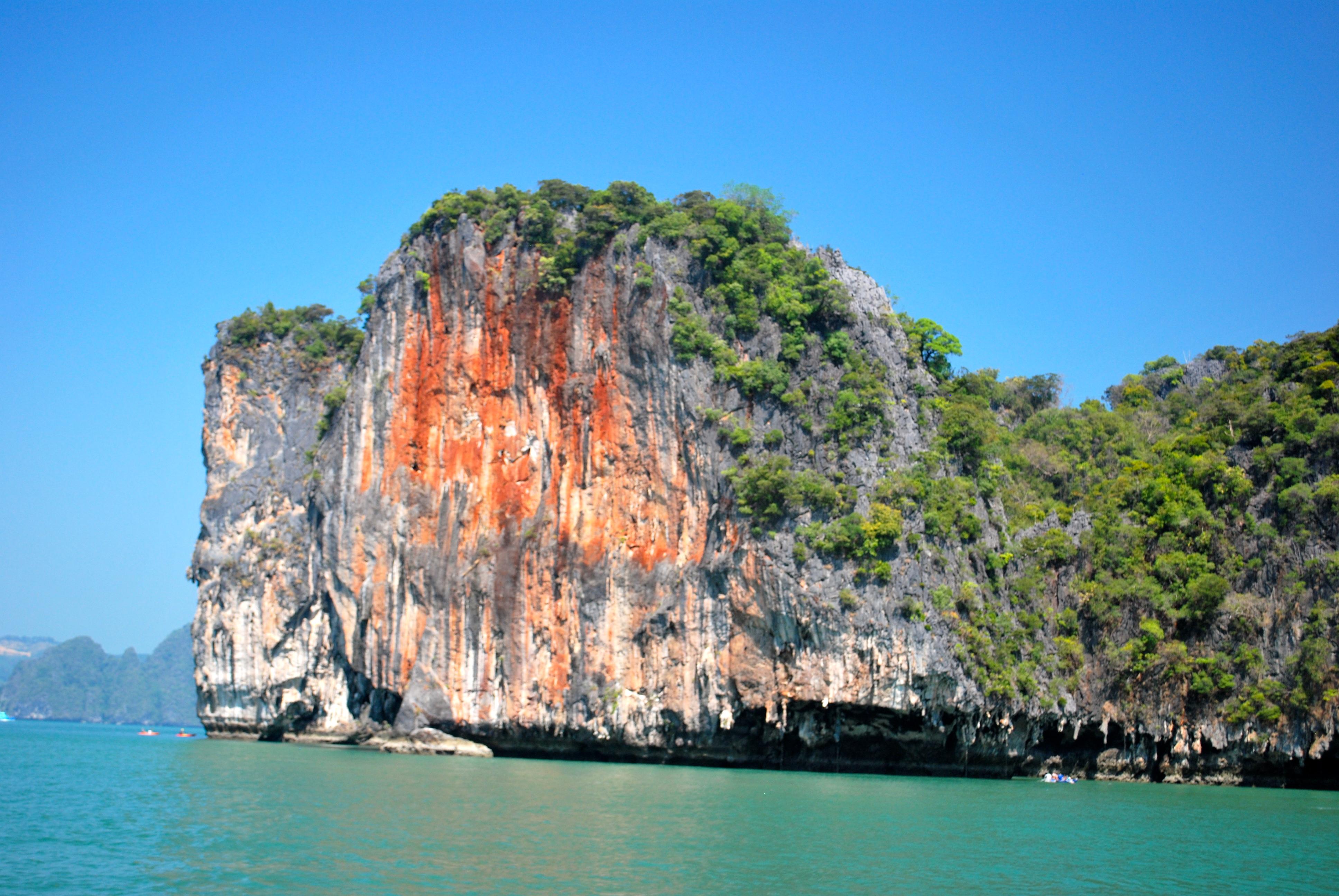 Phangna Bay, Phuket Thailand