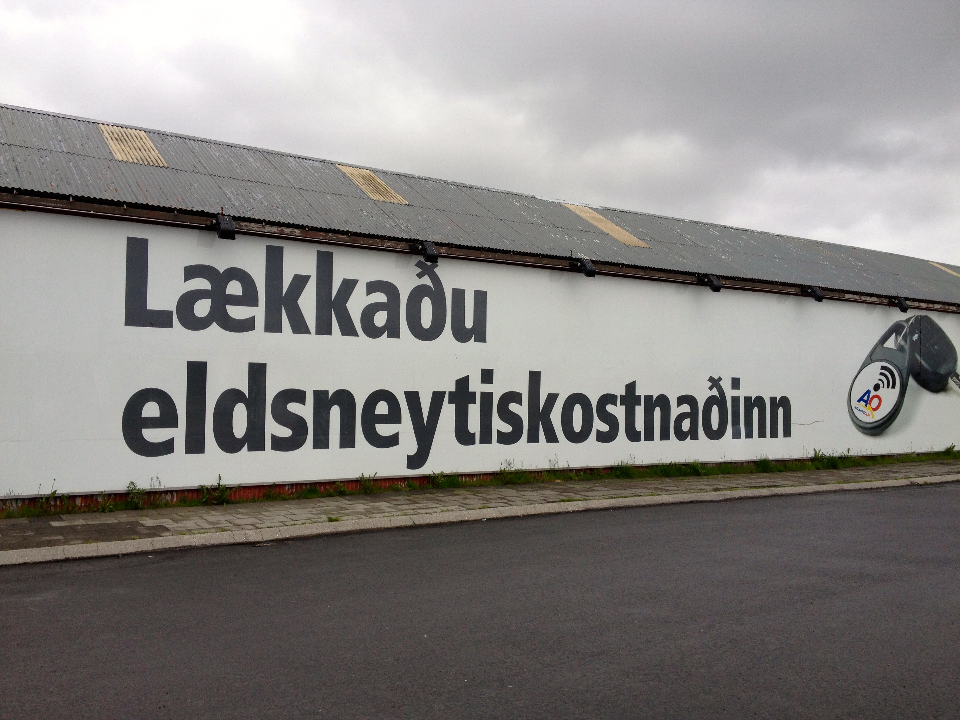Sign in Icelandic