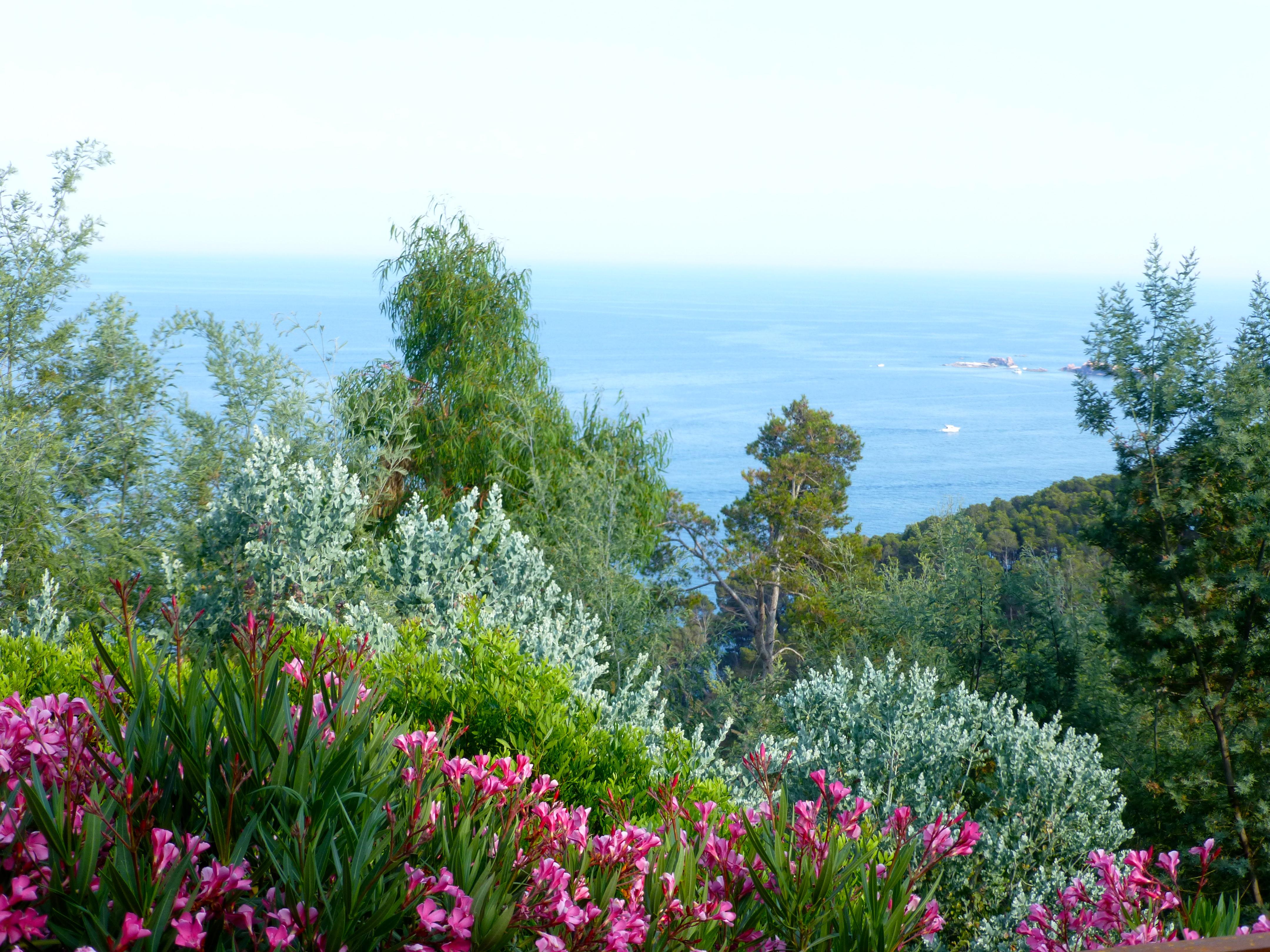 Cap Roig Botanic Garden in Spain