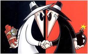 Spy vs. Spy from Mad Magazine