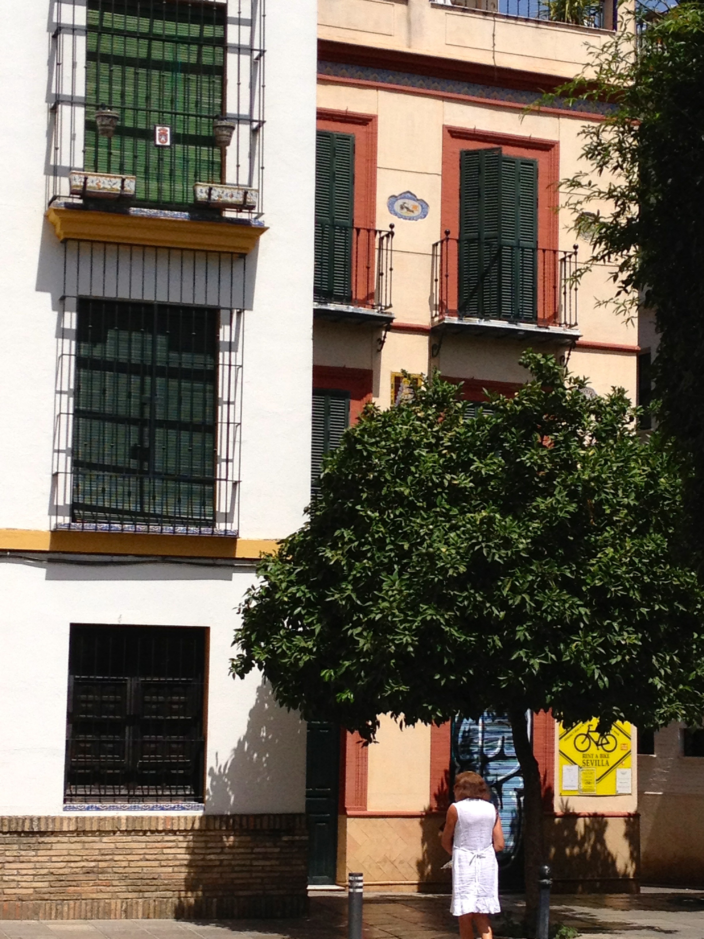 Our free apartment from GoWithOh in Seville Spain
