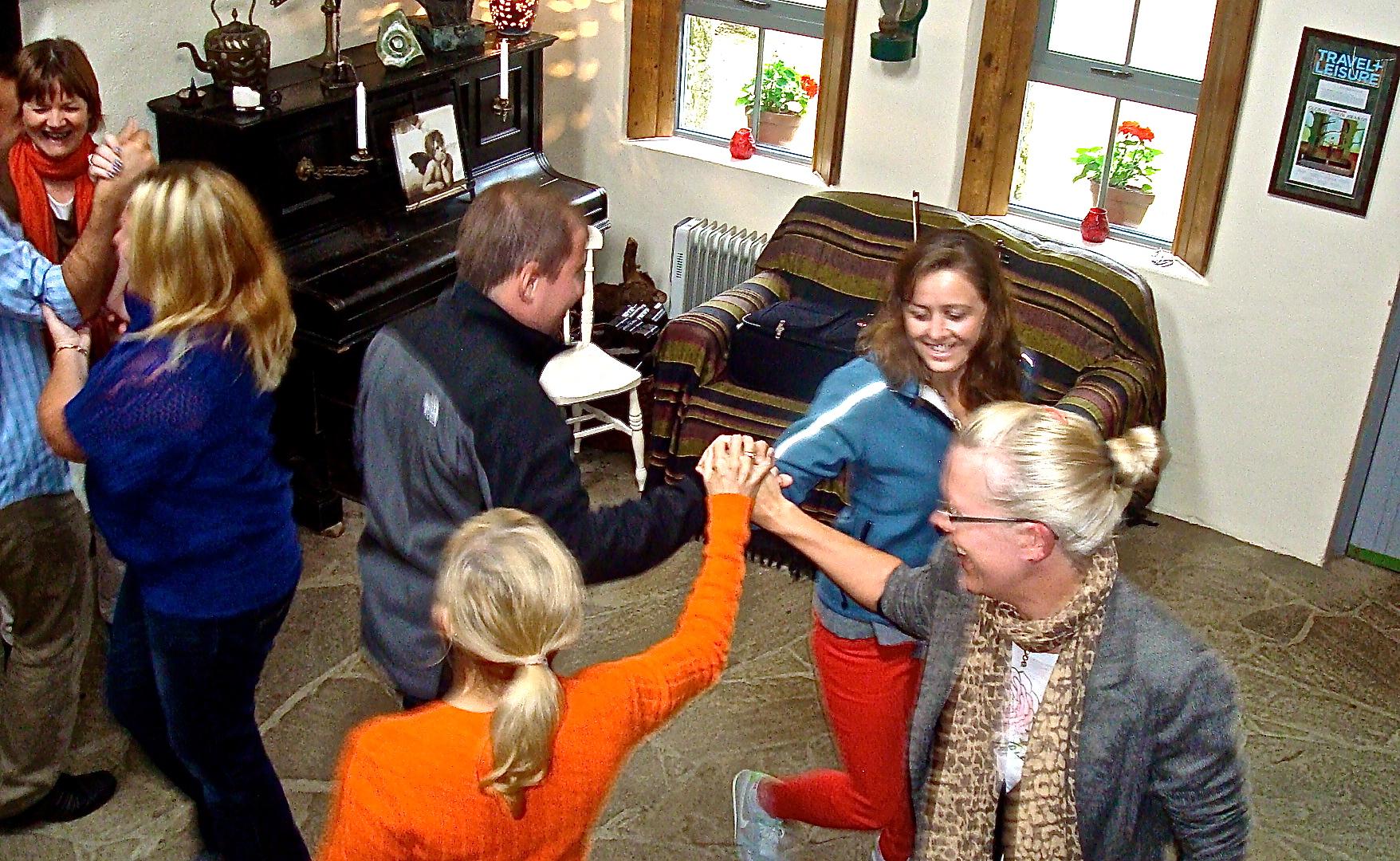 Céilí (Folk) Dance - Cnoc Suain