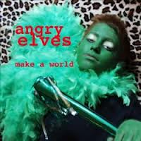 Angry elves album cover