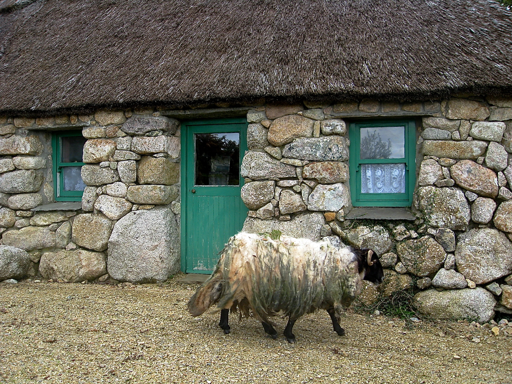 Cottage you can rent at Cnoc Suain