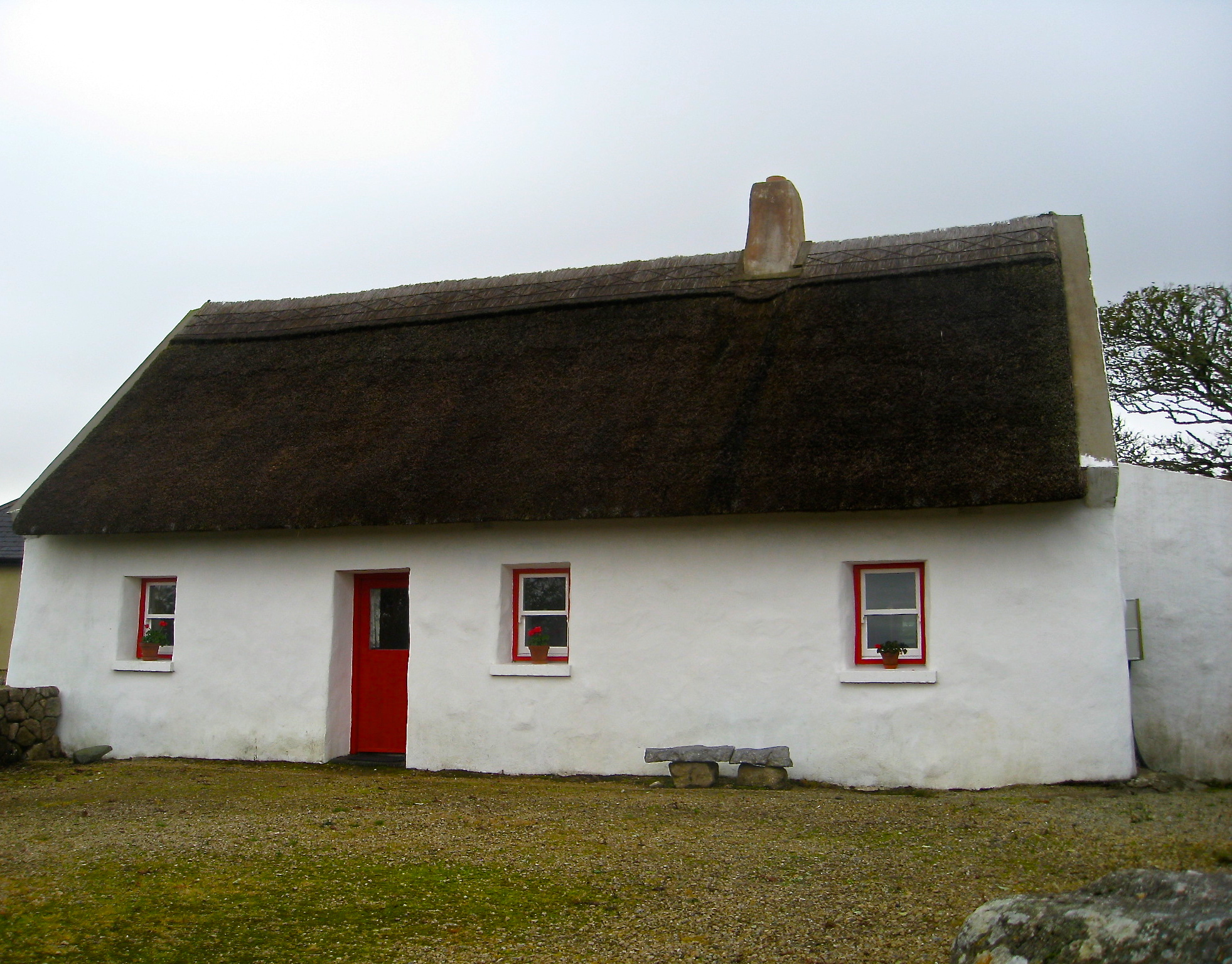 Farmhouse at Conc Suain Ireland