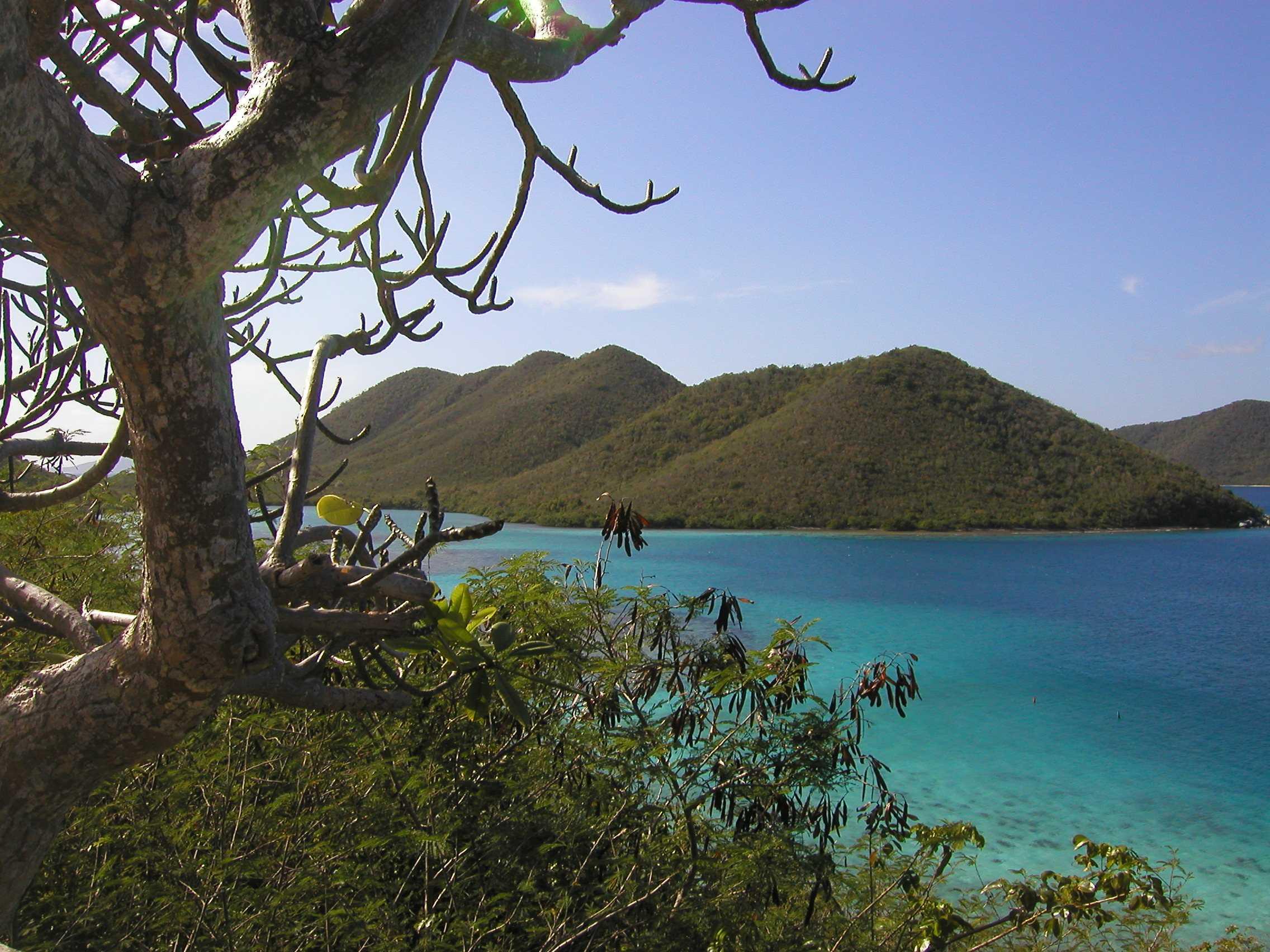 St. John Island USVI