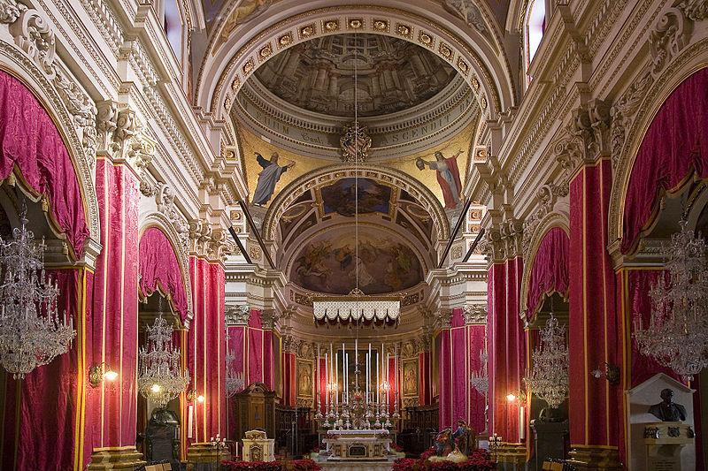 Victoria Cathedral, Gozo, Malta