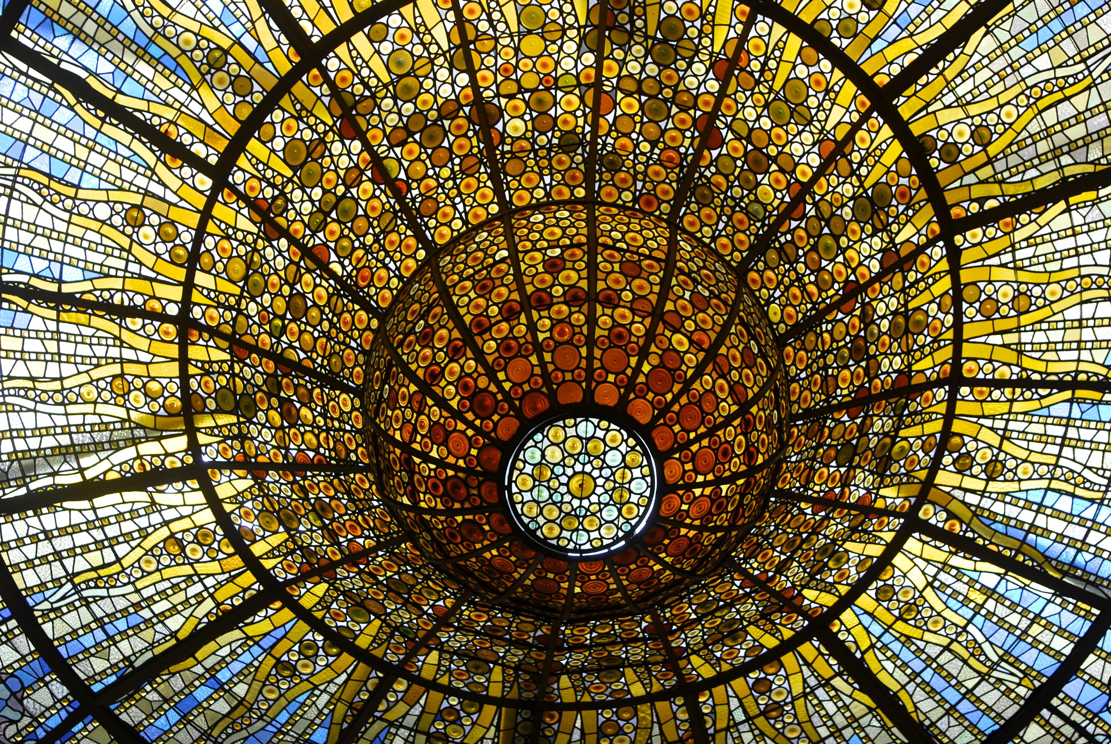 Palau de Musica Barcelona Spain
