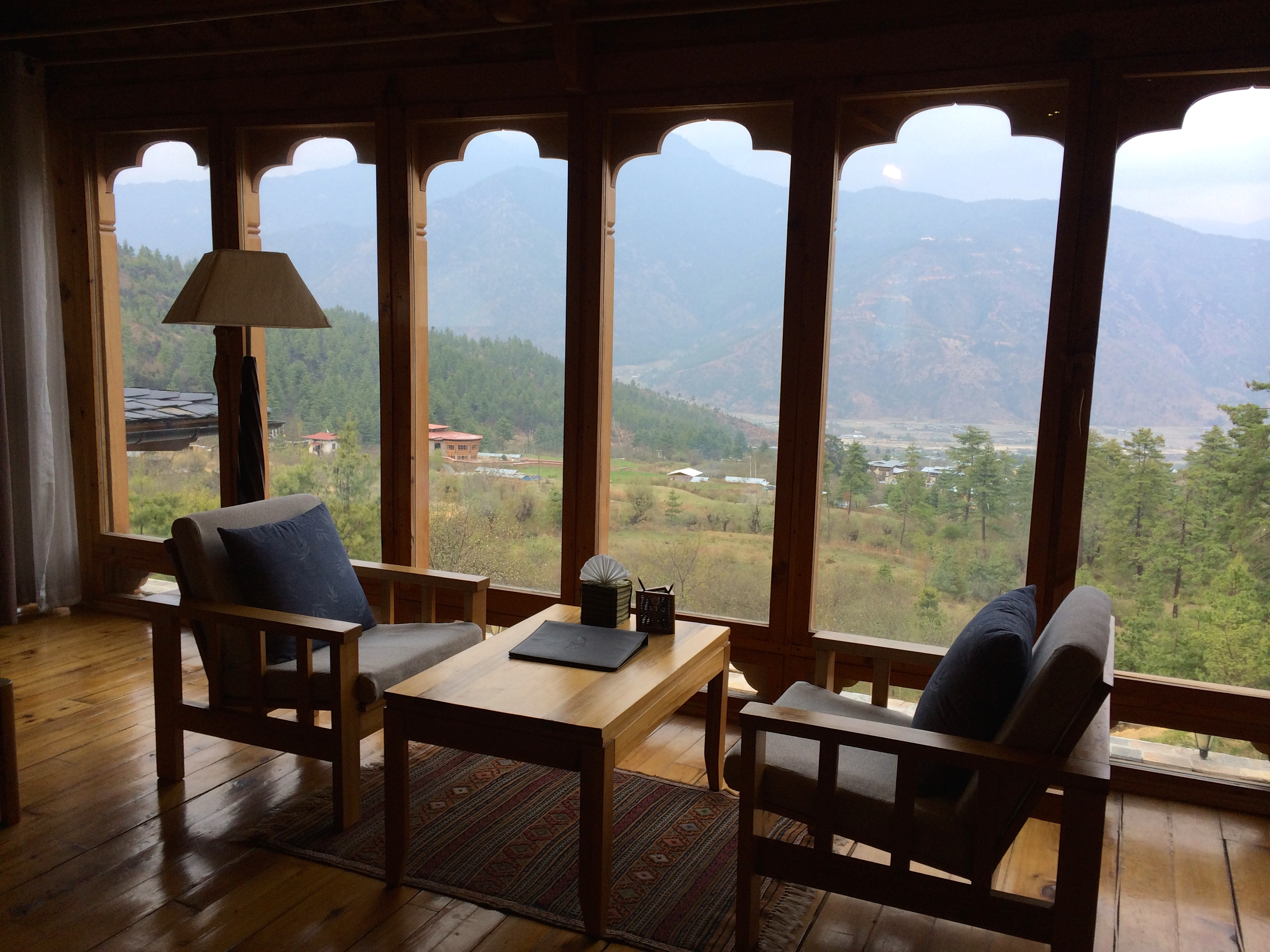 Naksel Hotel and Spa, Paro, Bhutan