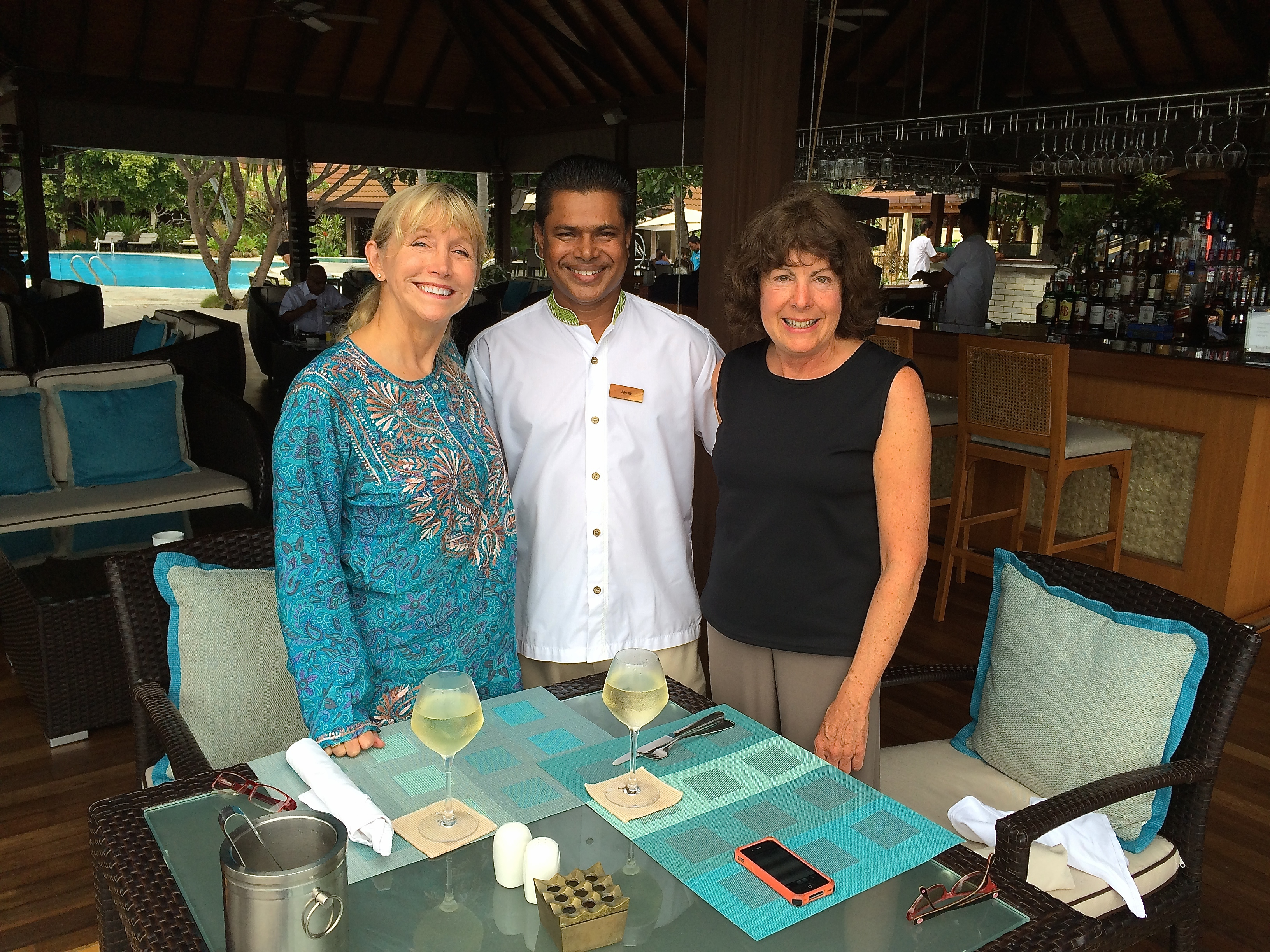 Staff at Kurumba Maldives