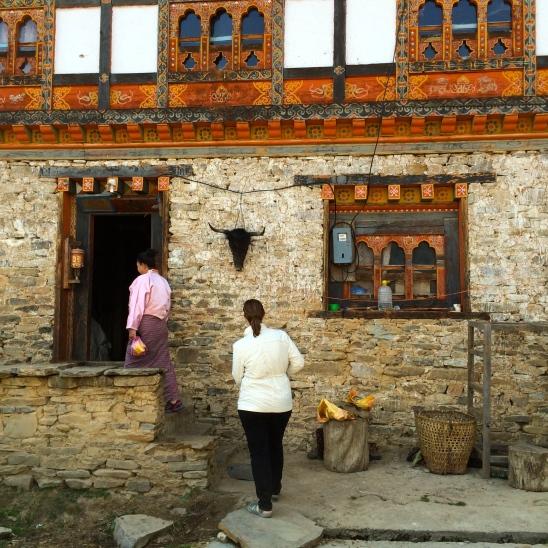 Home in Bhutan
